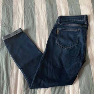 Paige Dark denim jeans